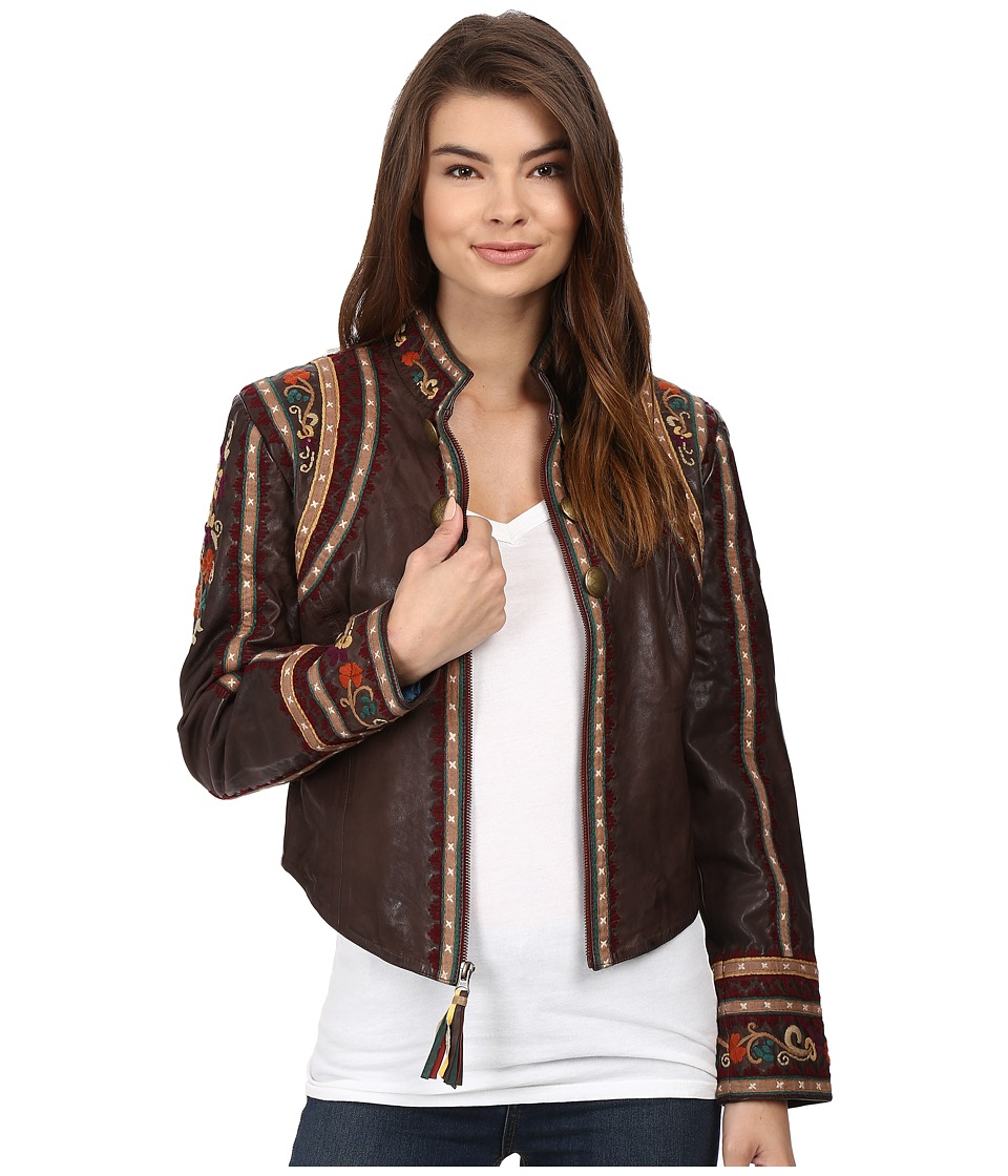 Double D Ranchwear - La Rioja Jacket (Dark Tierra) Women's Coat
