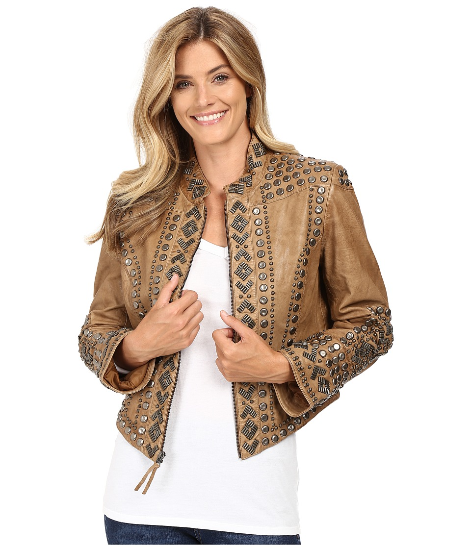 Double D Ranchwear - Ybarra Jacket (Sienna) Women's Coat