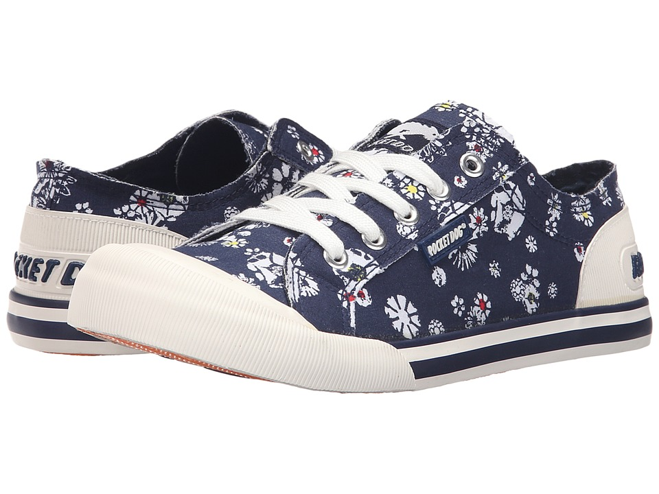 Rocket Dog - Jazzin (Navy Lily) Women's Lace up casual Shoes