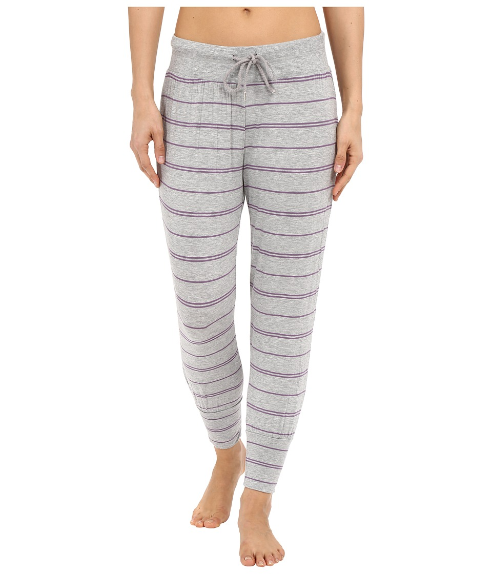 Splendid - Cropped Pants (Garden Party Stripe) Women's Pajama