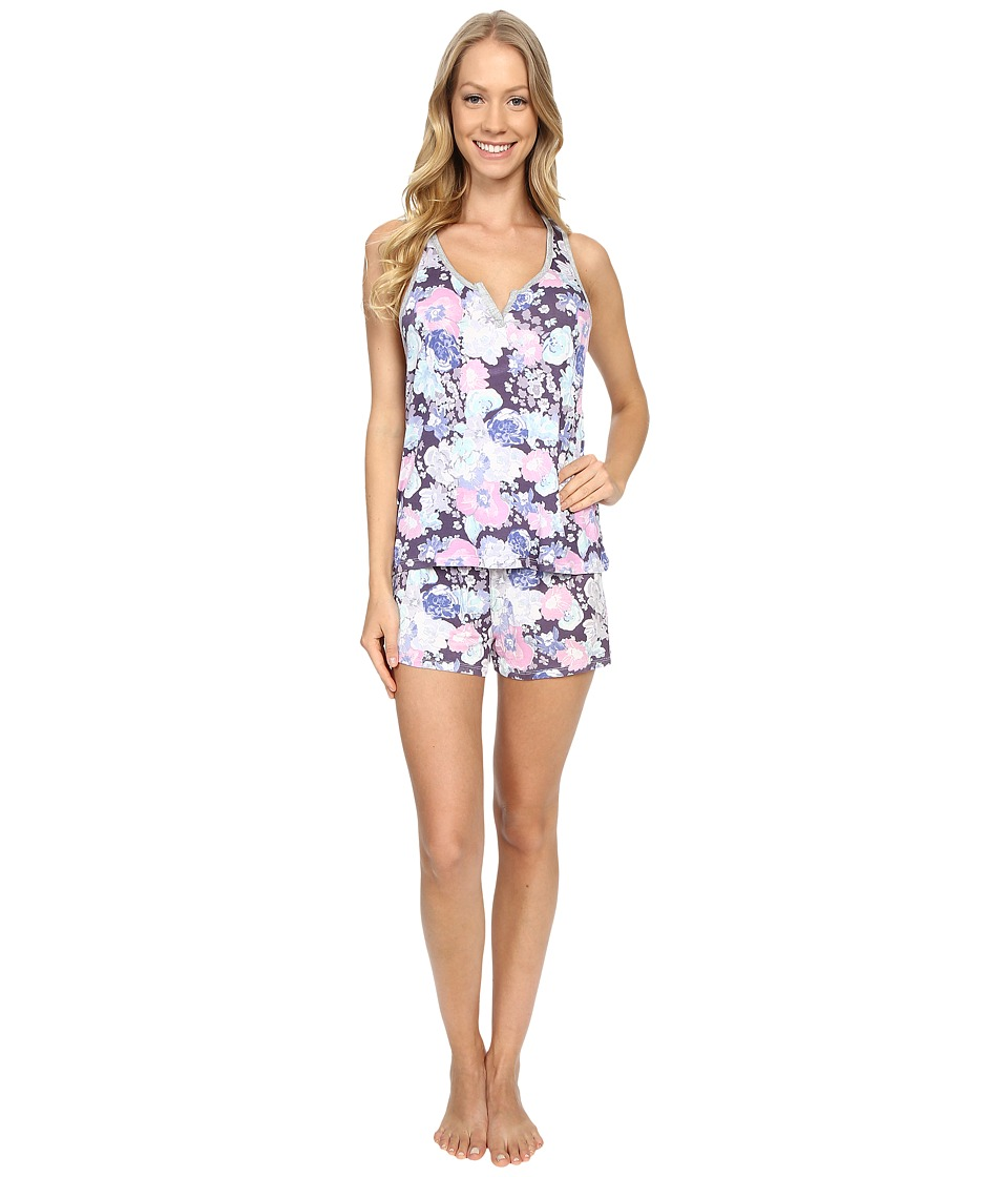 Splendid - ShortS Set (Garden Party Floral) Women's Pajama Sets