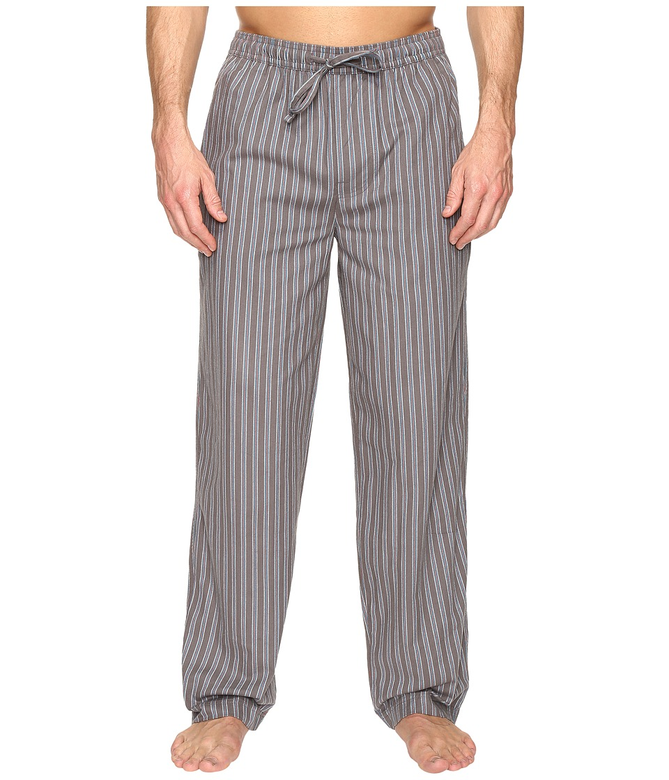Life is Good - Gray Stripe Classic Sleep Pant (Slate Grey Stripe) Men's Pajama