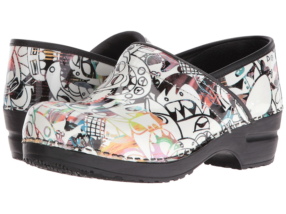 Sanita - Grafiti (Multi) Women's Shoes