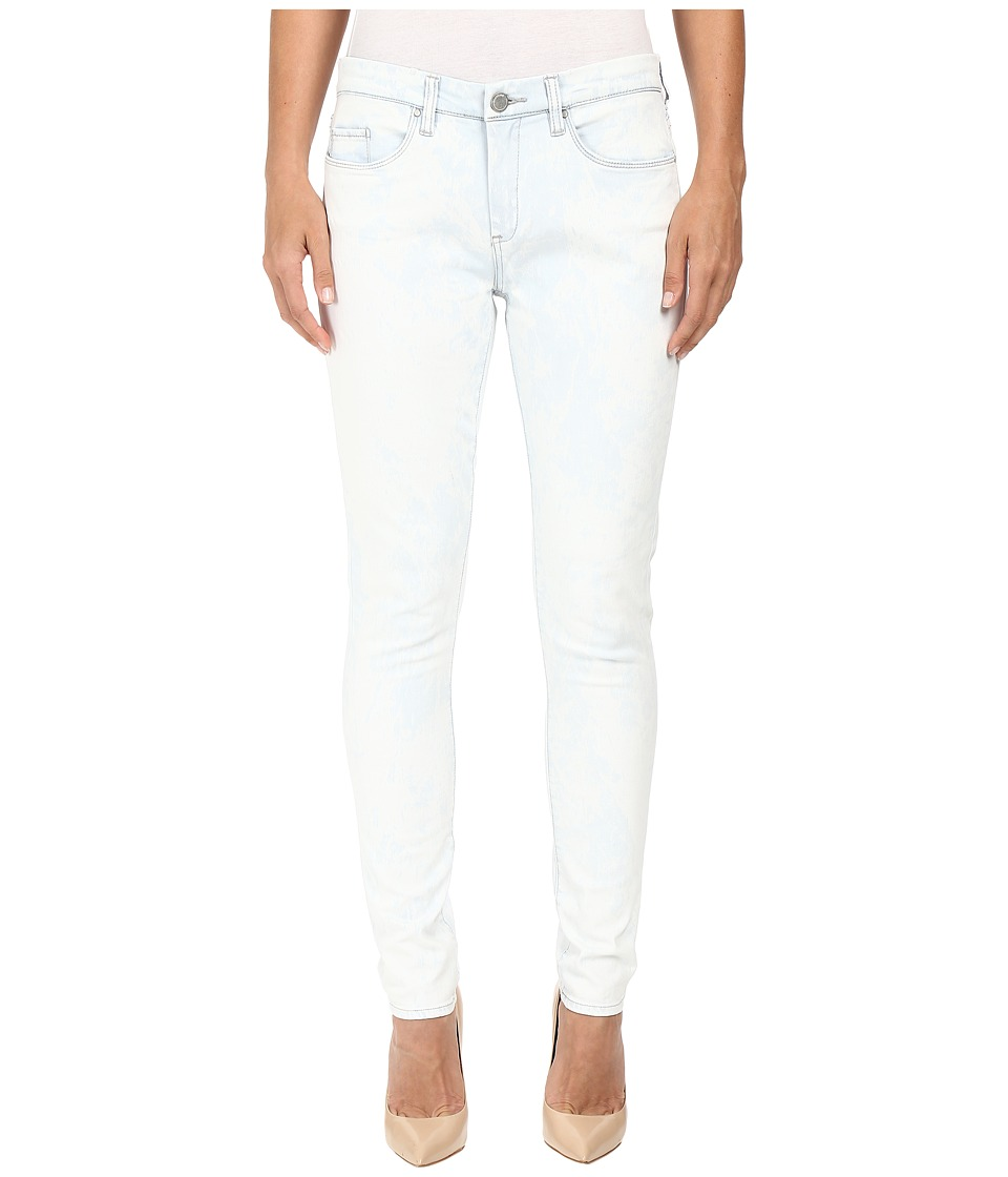 Blank NYC Skinny Classique Washed Out Skinny Jeans in Culture Shock (Grey/Blue/White) Women