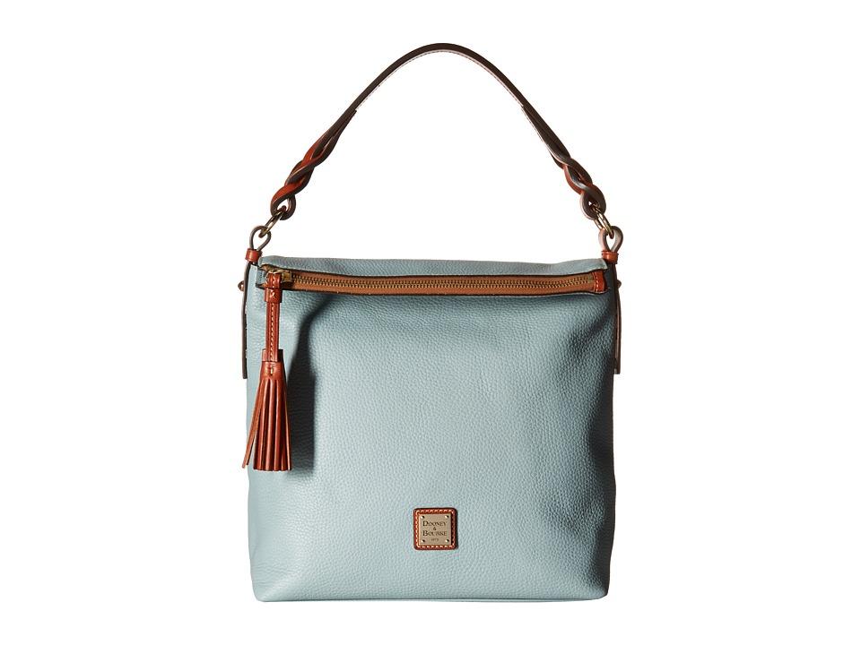 Dooney & Bourke - Pebble Small Sloan (Heather) Handbags