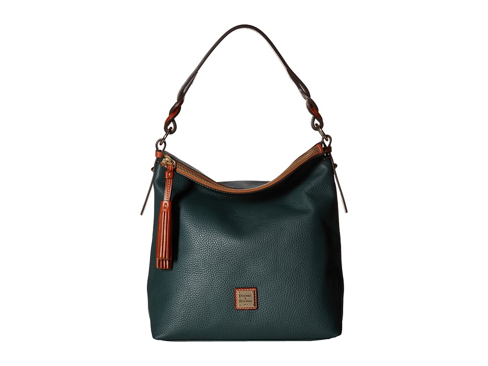 Dooney & Bourke - Pebble Small Sloan (Hunter) Handbags