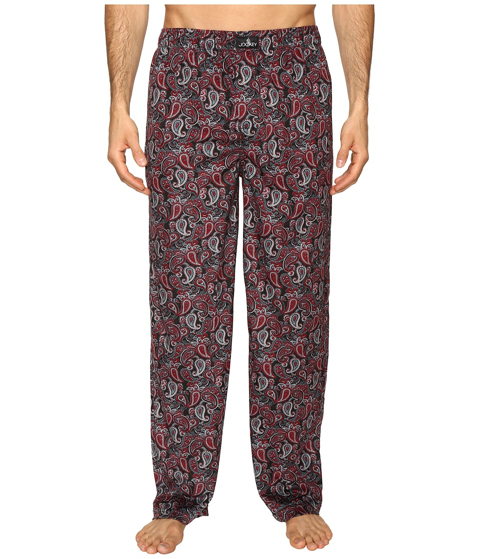 Jockey - Matt Silky Fleece Pants (Oxford 1) Men's Pajama