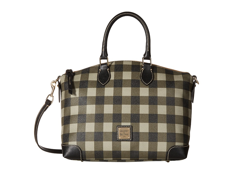 Dooney & Bourke - Tucker Satchel (Olive) Satchel Handbags