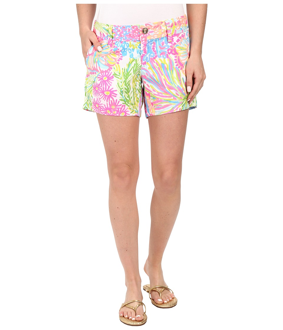 Lilly Pulitzer - Callahan Shorts (Multi Lovers Coral) Women's Shorts