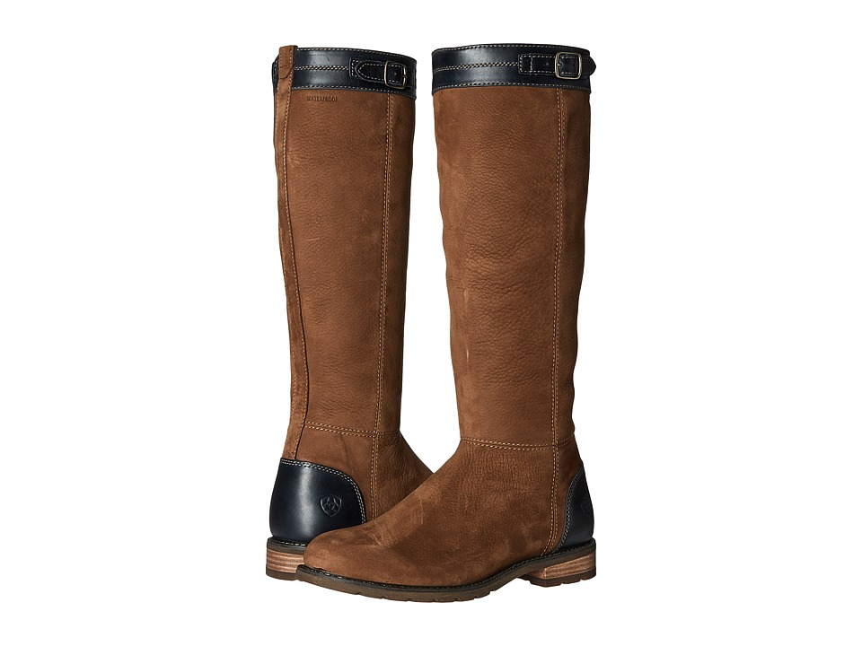 Ariat Creswell H2O (Nutmeg) Cowboy Boots