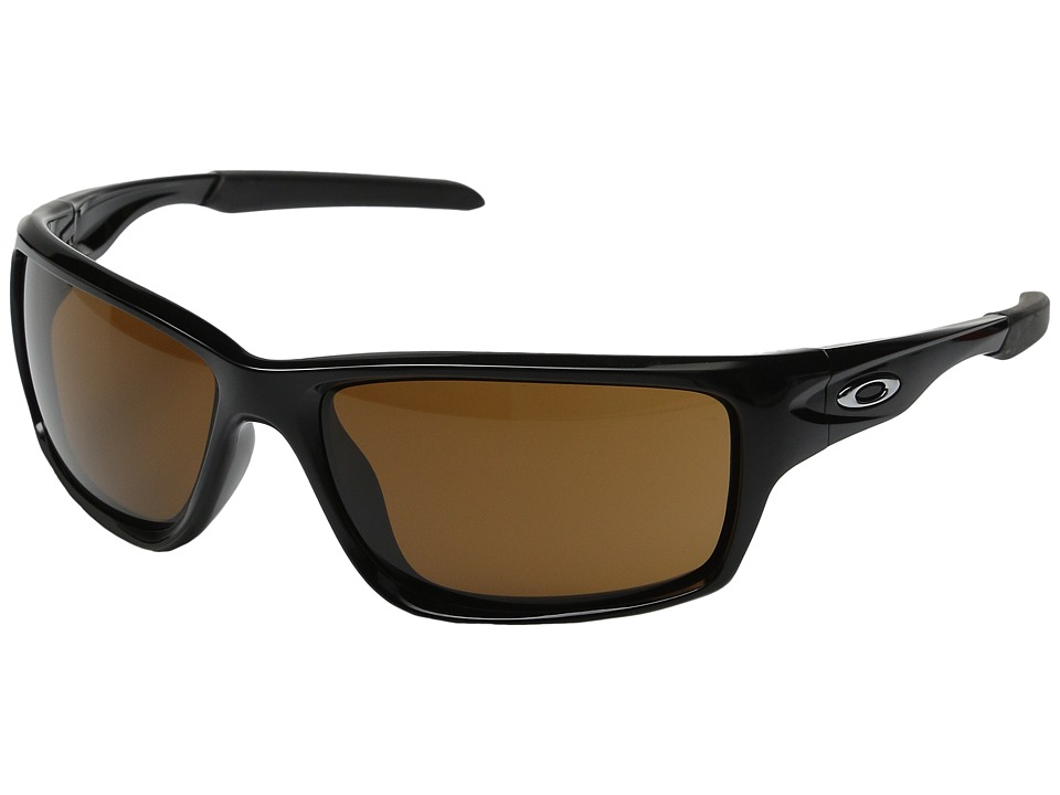 Oakley - Canteen (Polished Black w/ Dark Bronze) Sport Sunglasses
