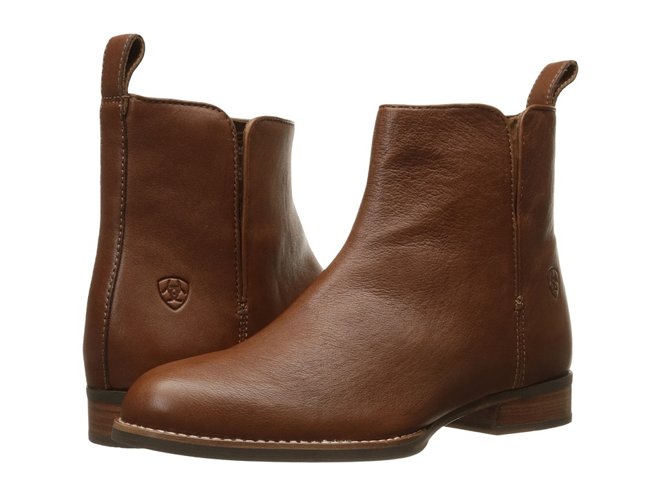 Ariat - Broadway (Caramel) Women's Pull-on Boots