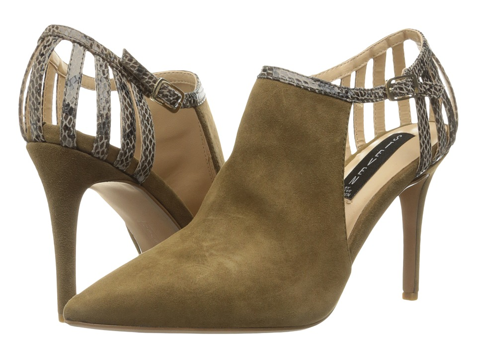 Steven Amya (Grey Multi) High Heels