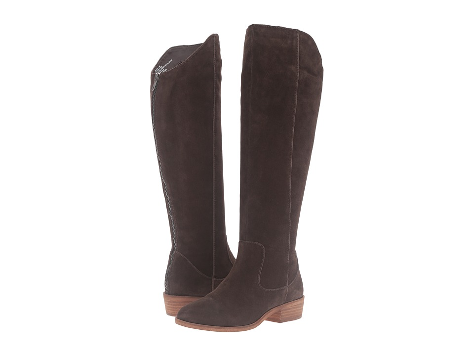 Steven Emmery (Chocolate Brown Suede) Women