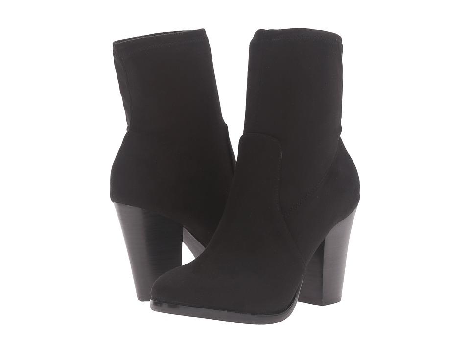 Steven - Nell (Black) Women's Pull-on Boots