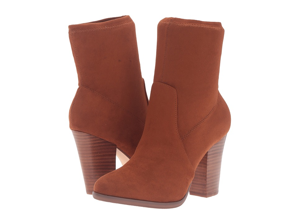 Steven - Nell (Cognac) Women's Pull-on Boots