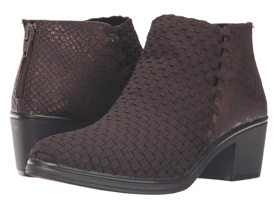 Steven Penga (Brown Multi) High Heels
