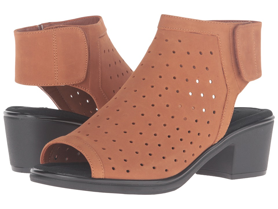 Steven - Phoebiey (Cognac Nubuck) High Heels