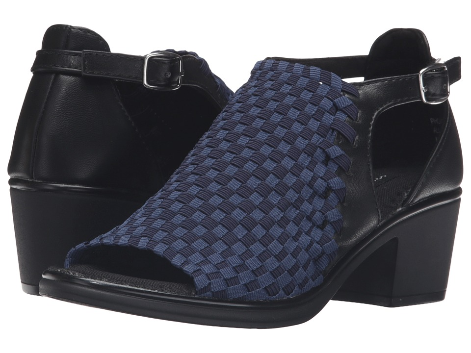 Steven - Phoneixx (Navy) Women's Shoes