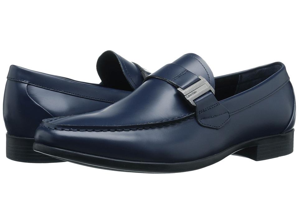 Calvin Klein - Loki (Dark Navy) Men's Shoes