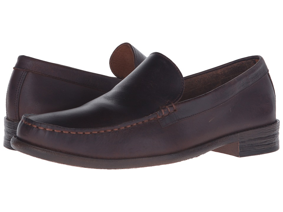 Robert Wayne - Maine (Brown) Men's Slip on Shoes