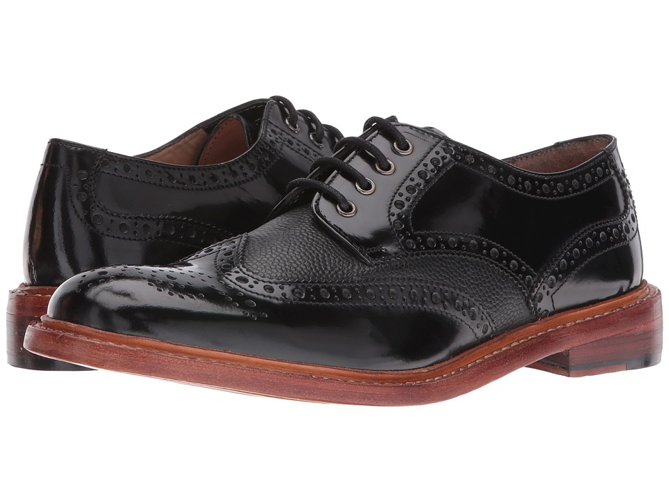 Lotus - Barkley (Black Antique) Men's Shoes
