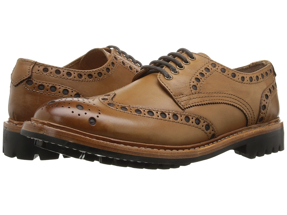 Lotus - Cavendish (Antique Tan Leather) Men's Shoes
