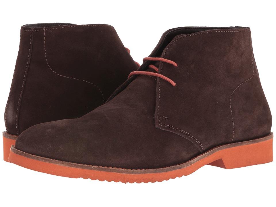 Lotus - Lansdowne (Brown Suede) Men's Shoes