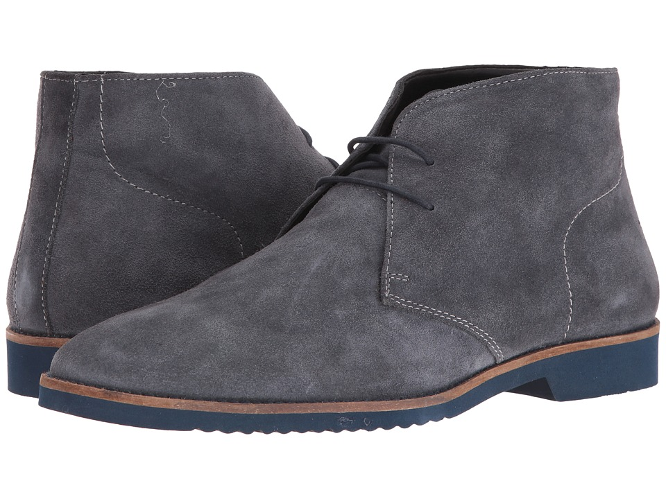 Lotus - Lansdowne (Grey Suede) Men's Shoes
