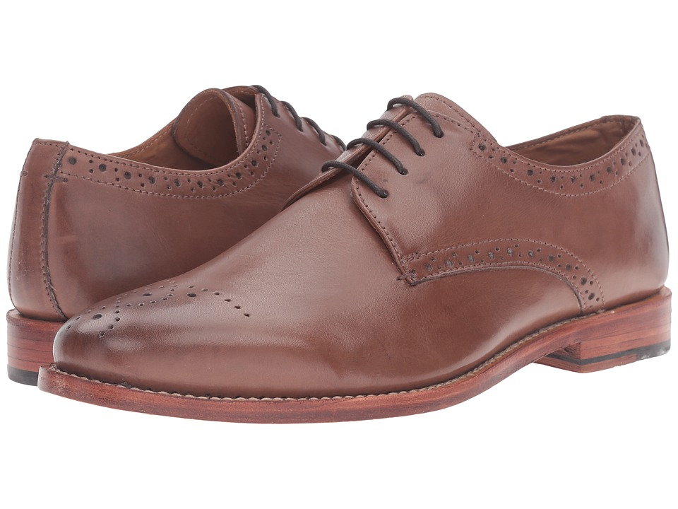 Lotus - Jeremiah (Brown Leather) Men's Shoes