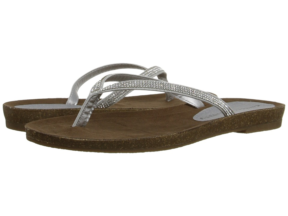 Chinese Laundry - Tucker (Silver) Women's Shoes