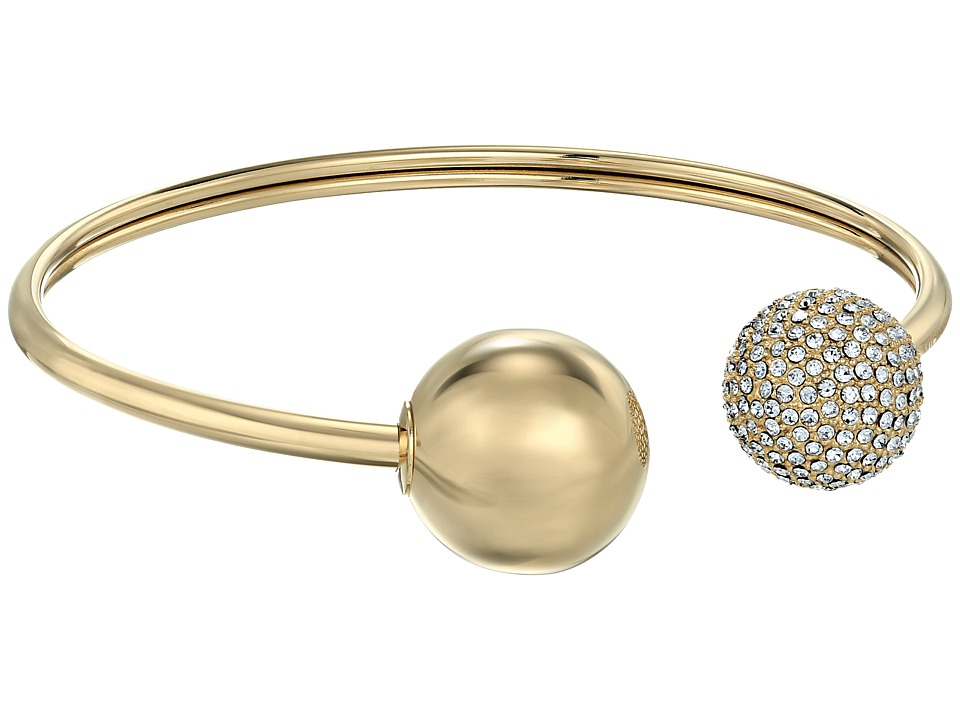 Michael Kors - Brilliance Bracelet (Gold/Clear) Bracelet