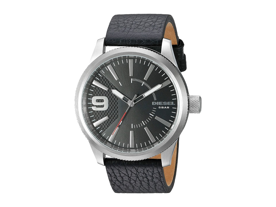 Diesel - Rasp - DZ1766 (Black) Watches
