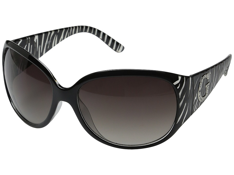 GUESS - GU7250 (Black) Fashion Sunglasses