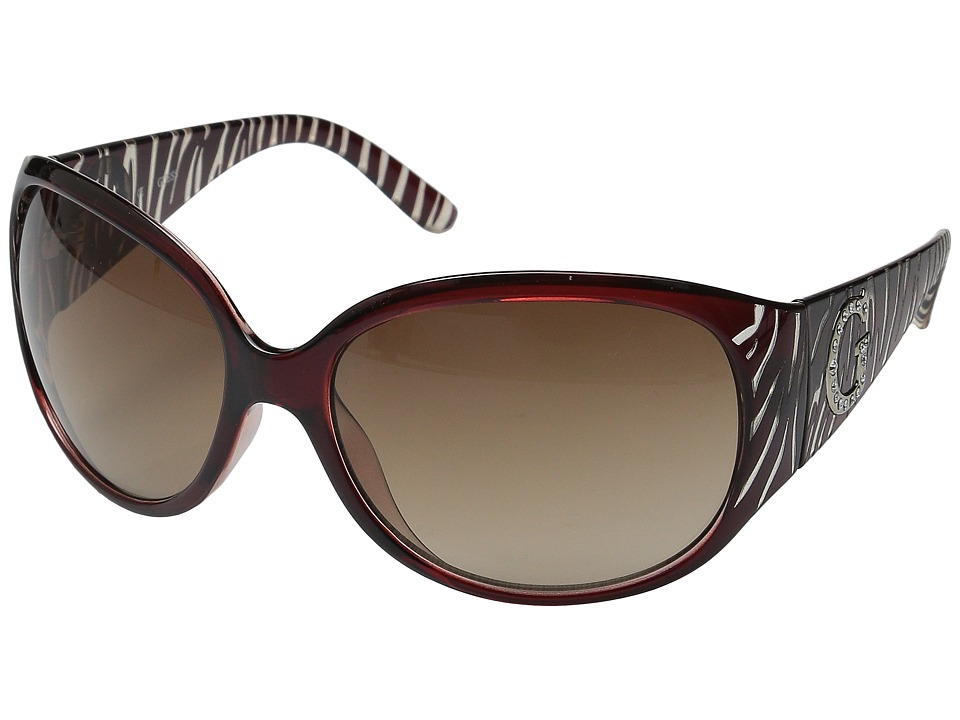 GUESS - GU7250 (Brown) Fashion Sunglasses