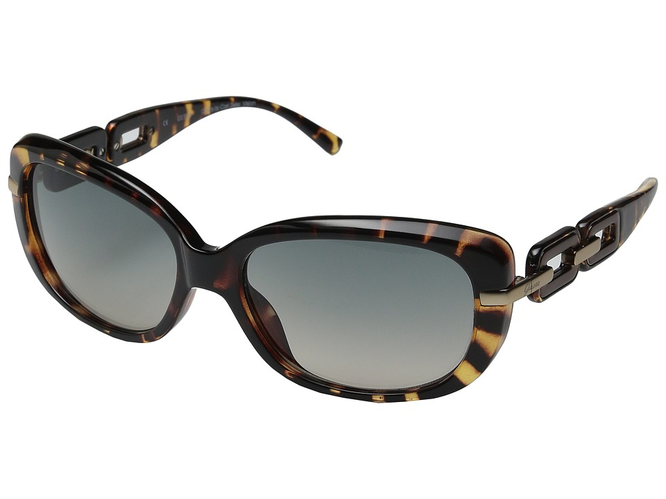 GUESS - GU7274 (Tortoise/Gradient Brown Lens) Fashion Sunglasses