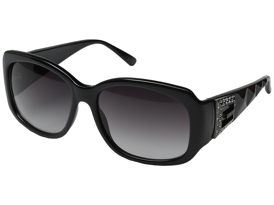 GUESS - GU7180 (Black/Gradient Smoke Lens) Fashion Sunglasses