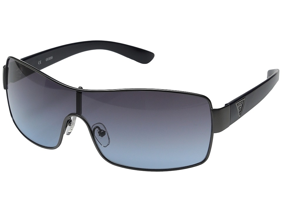 GUESS - GU6594 (Gunmetal) Fashion Sunglasses