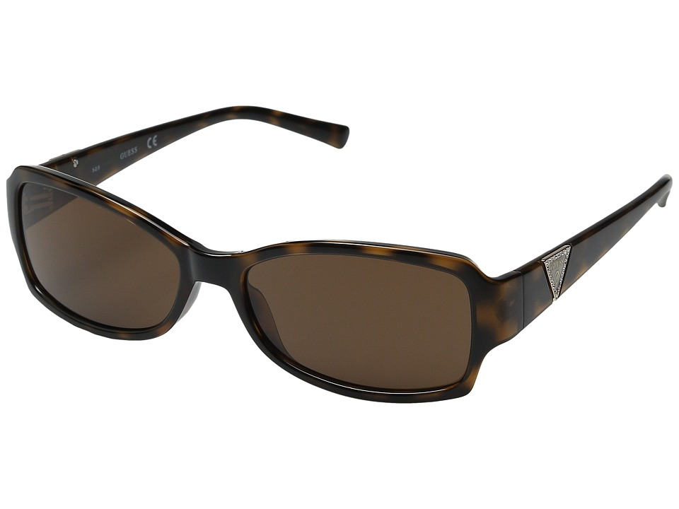GUESS - GU7263 (Brown) Fashion Sunglasses
