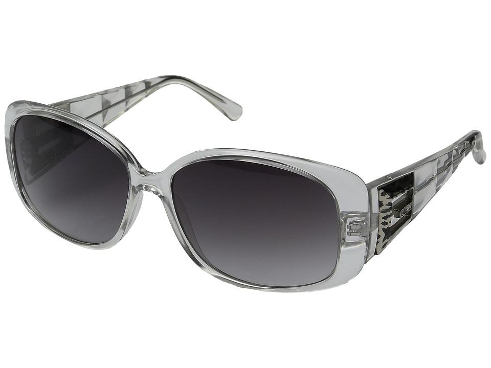 GUESS - GU7141 (Black) Fashion Sunglasses