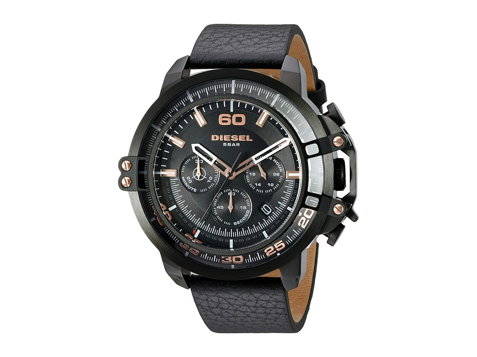 Diesel - Deadeye - DZ4409 (Black) Watches