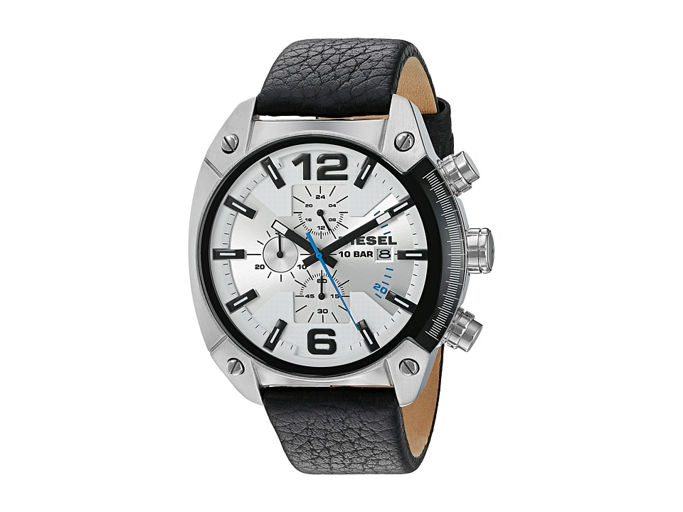 Diesel - Overflow - DZ4413 (Black) Watches