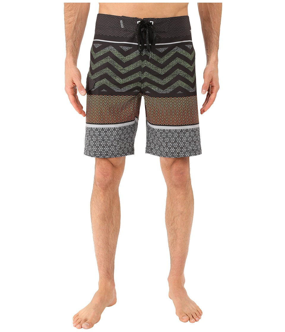 Alpinestars - Traction Boardshorts (Black) Men's Swimwear