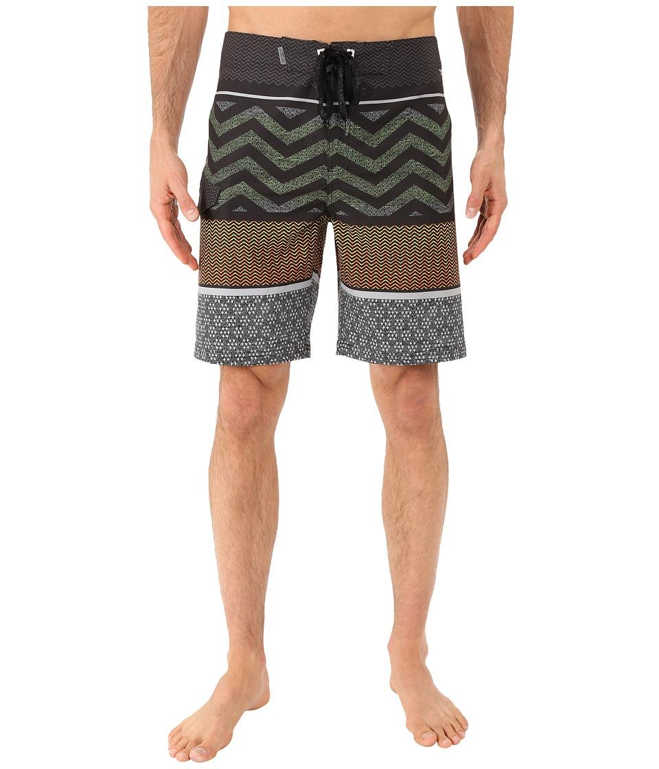 Alpinestars - Traction Boardshorts (Black) Men's Swimwear