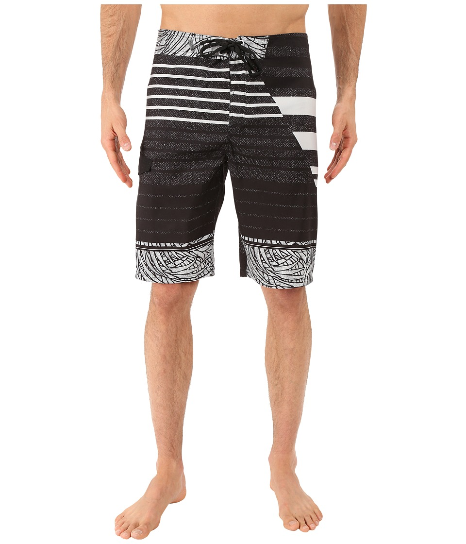 Alpinestars - Divided Boardshorts (Black) Men's Swimwear