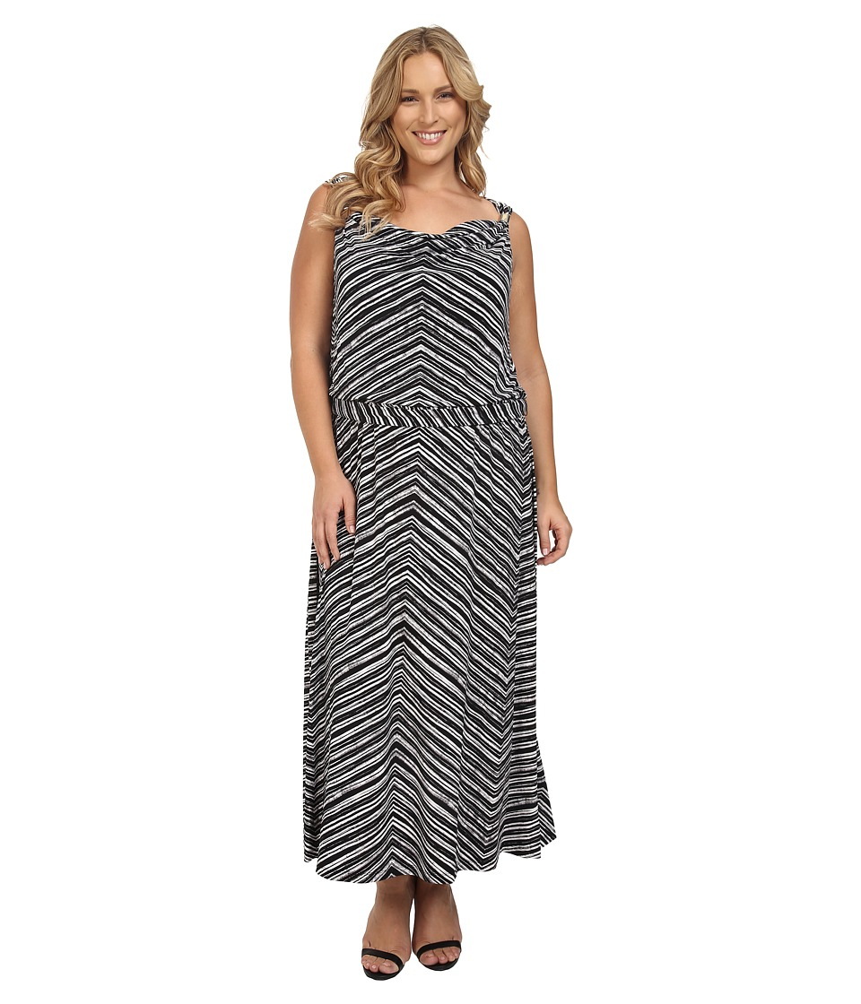 Calvin Klein Plus Plus Size Maxi Dress