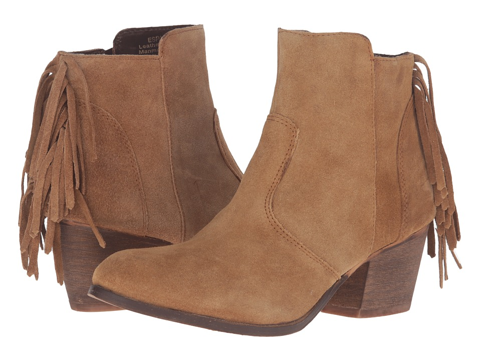 Matisse - Espana (Tan Leather Suede) Women's Boots