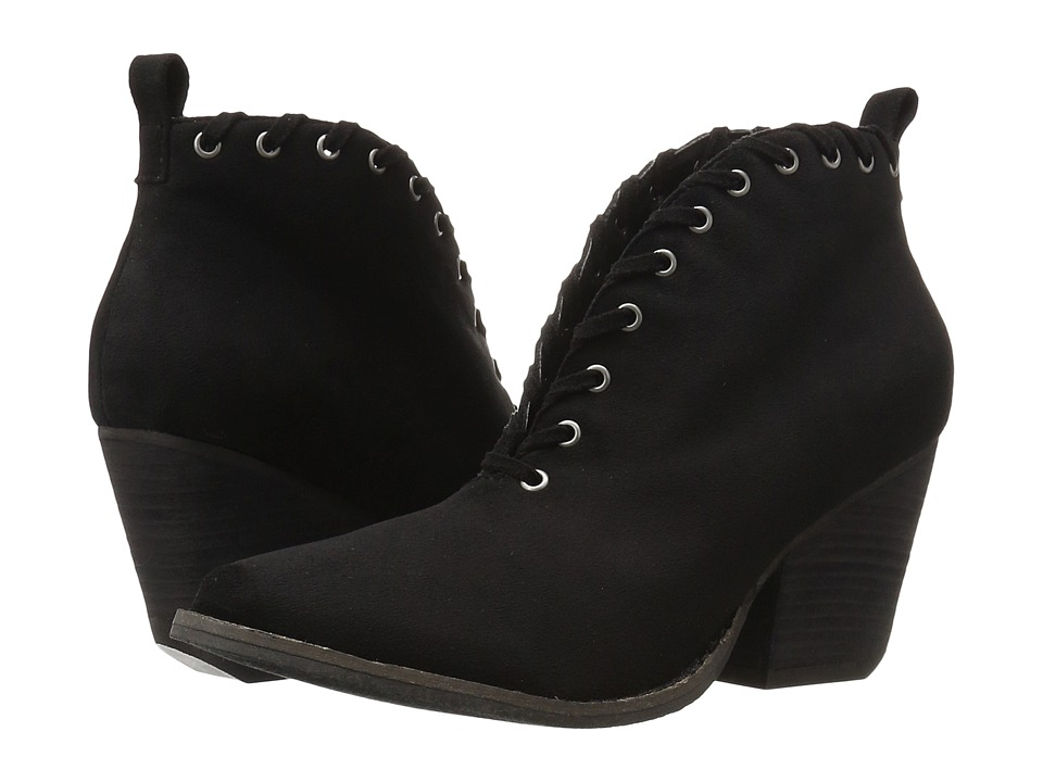 Matisse - Alabama (Black Fabric) Women's Boots