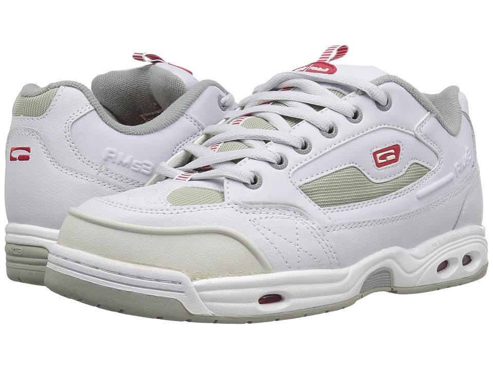 Globe - RMS3 Classic (White/White) Men's Skate Shoes