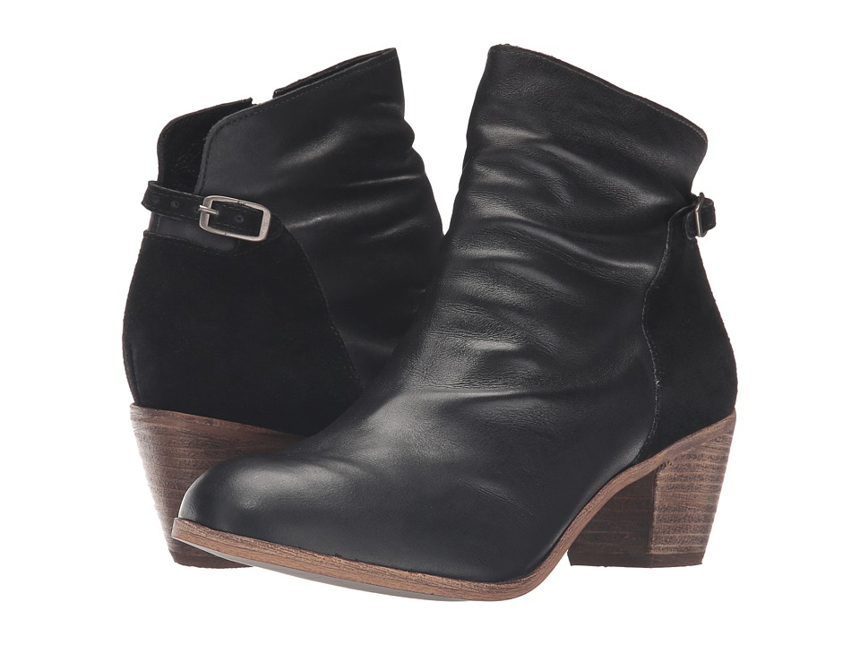 Matisse - Lorenzo (Black Leather) Women's Boots